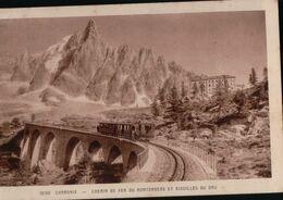 8770  CHAMONIX  ??   ECRITE - Chamonix-Mont-Blanc