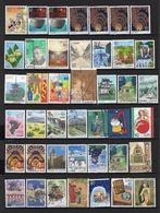JAPON  Timbres Oblitérés  Grands Formats Le Scan Ceux Que Vous Recevrez  Lot  08 08 1 - Collections, Lots & Series