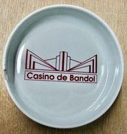 CENDRIER CASINO DE BANDOL / MADE IN FRANCE 27 - Asbakken