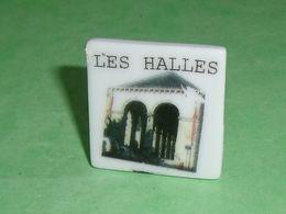 Fèves / Autres / Divers : Les Halles , Perso   TB4E - Otros