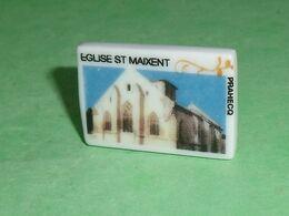 Fèves / Autres / Divers : Prahecq , église St Maixent , Perso   TB4E - Otros