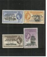 (stamps 8/8/2020) - Falklands Islands (4 Mint Stamps) Ships - Falklandinseln