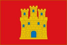 Bandera Pendón Reino De Castilla. Años 1065-1230. España - Bandiere