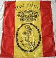 Bandera Armada Española, De Mochila. Ejército Español. España - Bandiere