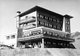 La TOUSSUIRE - Chalet Hôtel Des P.T.T. Savoie Le Dahu - Renault 4L - Edition Jo. Léger, Saint-Jean-de-Maurienne - Frankreich