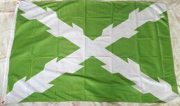 Bandera Tercios Españoles. España. Ejército Español - Bandiere