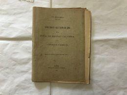 TERREMOTO REGGIO CALABRIA 1908 PIO SPACCAMELA MAGGIORE GEN.TRUPPE DEL GENIO - Non Classificati
