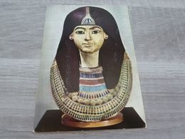MASQUE FUNERAIRE EGYPTIEN - - Egypt