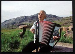 Greenland  Cards, Organ Player ( Lot 270 ) - Groenlandia