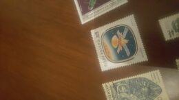 UNGHERIA CONQUISTA SPAZIO 1 VALORE - Briefmarken