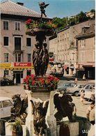 MOREZ - Place Du Marché - Voiture - Morez