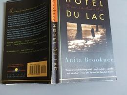 Anita Brookner : Hôtel Du Lac (Vintage Contempraries Ed.) Très Bon état Intérieur, Petit éclat Sur Tranche (texte Anglai - Altri