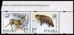 Polonia / Poland 1999: Fauna (congiunta Ucraina) / Fauna (joint Issue With Ukraine) ** - Joint Issues