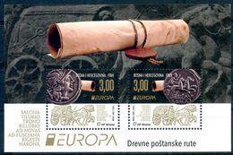 Europa 2020 - Bosnie Bosnia Herzégovine Mostar - Anciennes Routes Postales ** - Europa-CEPT