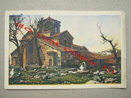 Macedonia / Ohrid - Crkva Sv. Klimenta ( Sagrađena U XIII Veku 1253 Godine ) / Edition: Klime Pop-Stefanović Germanović - Macedonia