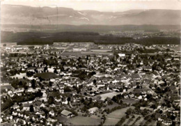 Fliegeraufnahme Langenthal (5223) * 27. 7. 1967 - BE Berne
