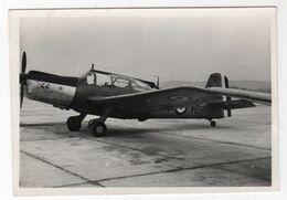 Photo Originale Aviation Avion Morane-Saulnier MS.733 Alcyon AE 44 - Aviation
