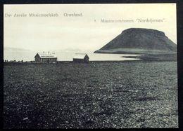 Greenland  Cards,the Missionary,,Nordstjernen''( Lot 270 ) - Groenlandia