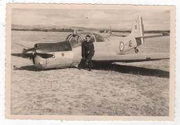 Photo Originale Aviation Avion Morane-Saulnier MS.733 Alcyon Accident AE 16 - Aviation