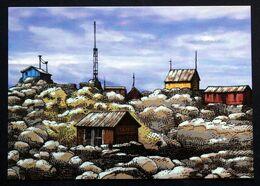 Greenland  Cards, 125th Anniversary Of Danish Arctic Station In Nuuk  ( Lot 270 ) - Groenlandia