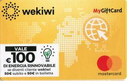 Gift Card Italy MasterCard Wekiwi - Gift Cards