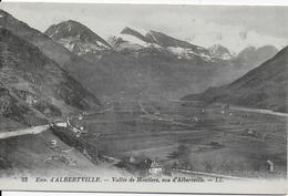 Environs D'Albertville - Vallée De Moutiers, Vue D'Albertville - Albertville
