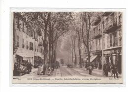 NICE (06) - Quartier St Barthélemy, Avenue Borriglione - Other
