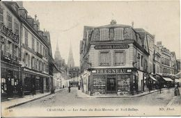 CHARTRES Les Rues Du Bois Merrain Et Noël Bellay - Chartres