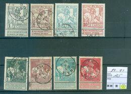 84-91  Côte  35€ - 1910-1911 Caritas