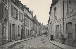 NOGENT LE ROTROU La Rue Gouverneur - Nogent Le Rotrou