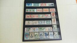 DP077 COLONIES ET DIVERS LOT FEUILLES NEUFS / OB A TRIER COTE++ DÉPART 10€ - Stamps