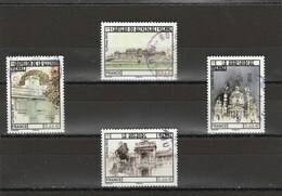 FRANCE 2014 ISSU DU BLOC VIENNE OBLITERE YT 4853 A 4856 - - Used Stamps