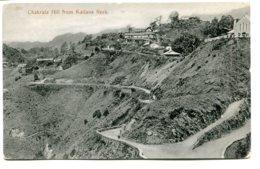 INDIA - Chakrata Hill From Kailana Neck - Inde