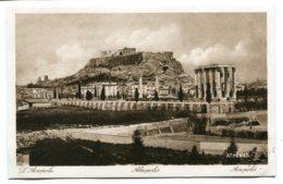 GREECE -L'Acrople ATHENES - Griechenland