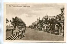 INDIA - Cuff Parade BOMBAY - Inde