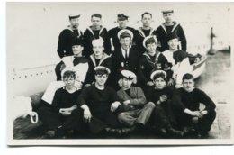 "UNITED KINGDOM -  Untitled RPPC ""HMS Centurian Xmas 1922"" - Militaria"
