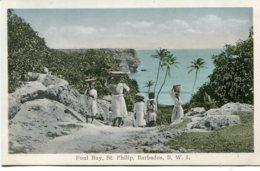BARBADOS - Foul Bay St Philip - VG Animation Etc - Barbados (Barbuda)
