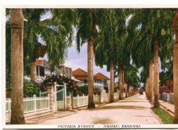 BAHAMAS - Victoria Avenue Nassau - Bahamas