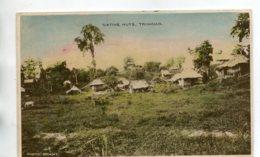 TRINIDAD - Native Huts - Trinidad