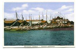 BAHAMAS - Nassau -  Sponging Vessels - Bahamas