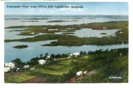 BERMUDA - Panoramic View From Gibb's Hill Lighthouse - Bermuda