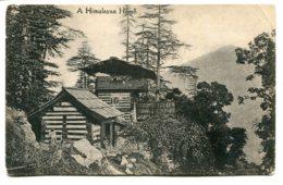 INDIAN (?) A Himalayan Home - Inde