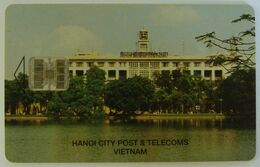 VIETNAM - Chip - Hanoi City Post & Telecoms - 40,000 Units - Mint - Vietnam