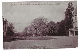 ANET - Château De Diane De Poitiers - Cour D'Honneur Et Le Parc - Anet
