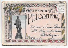 SOUVENIR FOLDER Of PHILADELPHIA - 22 Views - Philadelphia