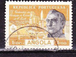 Portogallo-Angola 1954 San Paolo   Usato - Angola