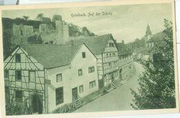 Heimbach; Auf Der Schröp - Nicht Gelaufen. (Verlag P. Peters - Düren) - Dueren