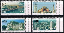 Palästina 1996,Michel# 47 - 50 **  Internationale Briefmarkenausstellungen - Palestine