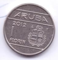 ARUBA 2012: 1 Florin, KM 5 - [ 4] Colonies