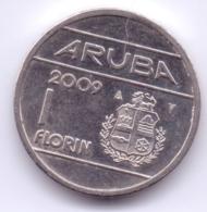 ARUBA 2009: 1 Florin, KM 5 - [ 4] Colonies